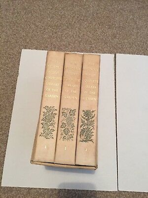 Readers Digest Complete Library of the Garden Three Volumes in Slip Case 1963