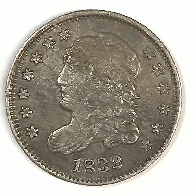 1832 Bust Half Dime - High Quality Scans #D300