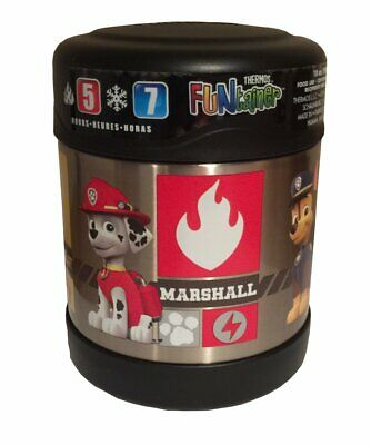 PAW PATROL MARSHALL Thermos FUNtainer Stainless Steel Insulated 10 oz. Food Jar
