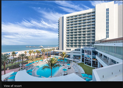 Wyndham Clearwater Beach Resort FL 1 bedroom deluxe March 3/6-9 x3 nights