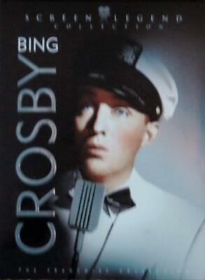 Bing Crosby Screen Legend Collection Dvd