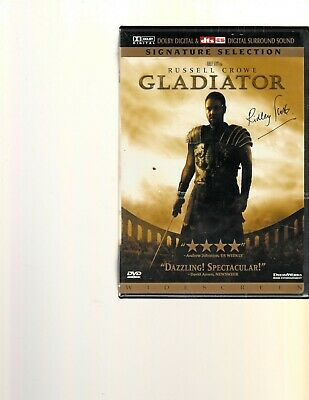 Gladiator (DVD Movie) Russell Crowe Widescreen 1-Disc Sealed