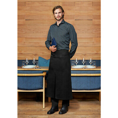 4x BIZ COLLECTION Continental Style Full Length Apron BA93