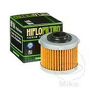 Hiflo Oil Filter (HF186) Fits Aprilia 200 Scarabeo Light i.e. 09-11