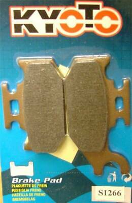 CAN AM Renegade800 (/EFI) 2007-08 Kyoto Semi-Metal Rear Brake Pads