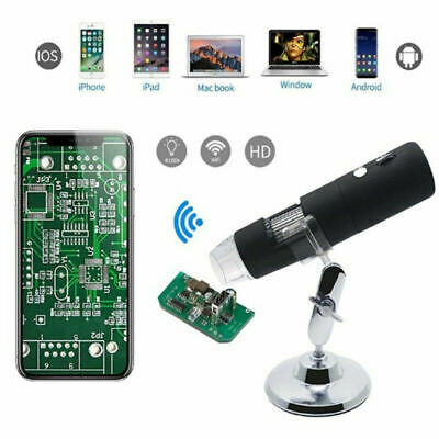 WIFI 1000X 1080P HD LED Digital Microscopio Endoscopio Camera Per Android iOS