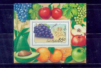 rsa/1994 export fruits s/s /mnh.good condition