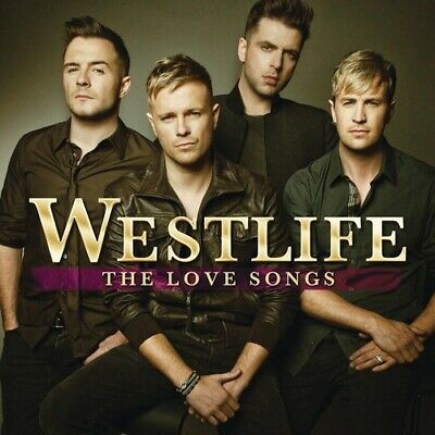 Westlife The Love Songs CD NEW
