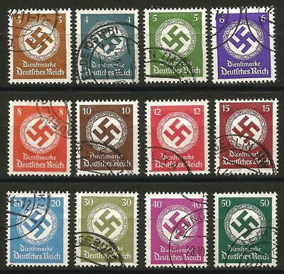 Germany (Third Reich) 1942-1944 used Officials