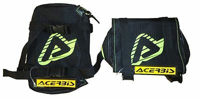 New Acerbis Front And Rear Fender Mudguard Tool Bags Enduro Trail YAMAHA XT WRF
