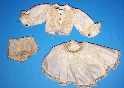 Vintage Doll Clothes 1950's Ginny, Ginger, Muffie, Alex, 8""