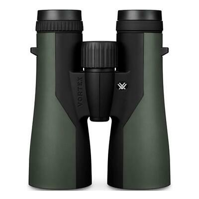 Vortex Optics 10x50 Crossfire Roof Prism Binocular, 6.1 Deg Angle of View, Green