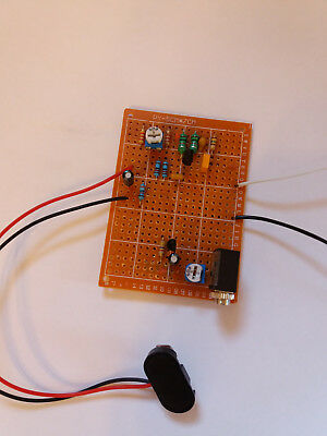 Low Cost Am Home Station Radio Transmitter For 1000 Khz For Your Vintage Radios