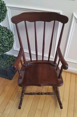 Vintage child's rocking chair Great Condition