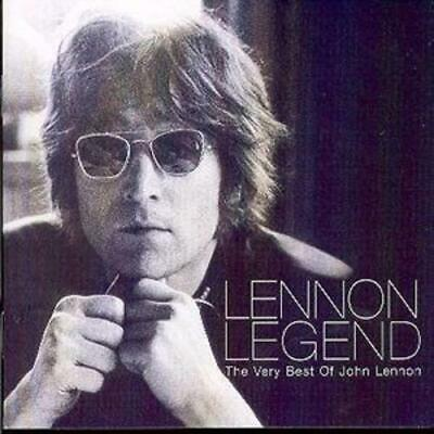 CD - John Lennon : Lennon Legend: The Very Best Of John Lennon (1997)  VG cond.