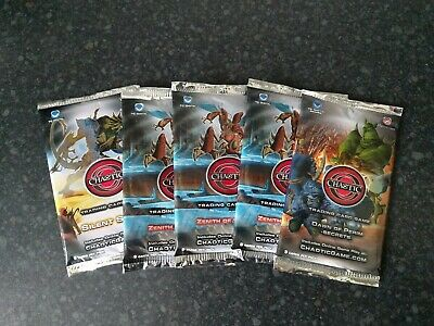 Chaotic Trading Card Booster Packs