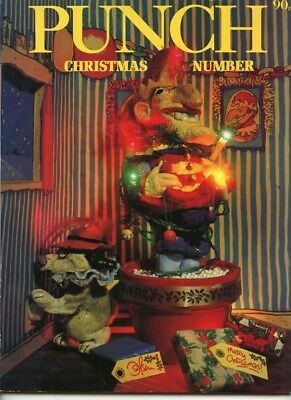 PUNCH - CHRISTMAS NUMBER - Dec 3 1986