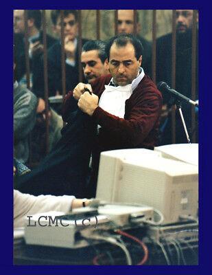 Fotografia Press Photo 1994 La Famosa Foto Dell'abbandono Di Antonio Di Pietro 2