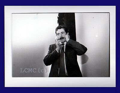 Fotografia Press Photo 1993 Sinistra Italiana Massimo D'alema Lo Statista