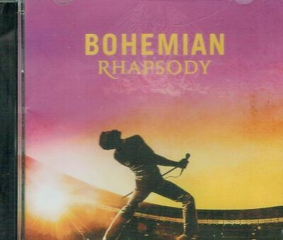 Queen  Bohemian Rhapsody The Original Soundtrack CD  New Fast Free Shipping