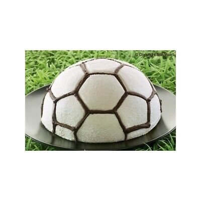 Formaflex Stampo Silicone D.180 Forma Dolce Pallone Sft13 Goal Professionale Top