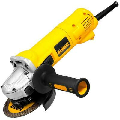 """DeWalt D28135-XE 1400W 125mm (5"""") Professional Angle Grinder Corded Power Tool"""
