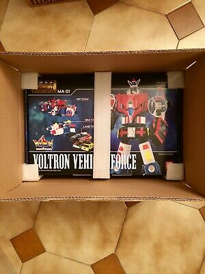 Miracle Production MA-01 Voltron Vehicle Force Dairugger XV Chogokin