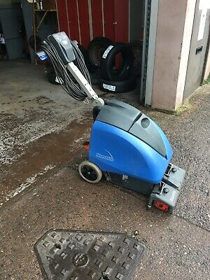 NUMATIC Floor Scrubber/Drier Cleaner