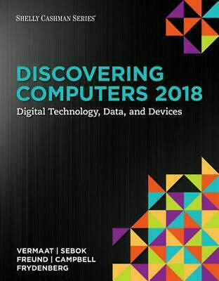 Discovering Computers 2018 Digital Technology, Data, and Devices🔥PDF & EPUB🔥