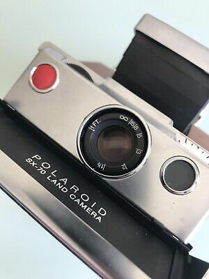 Polaroid Sx 70 Land Camera 1972 in Excellent Working Condition!! Fully Tested