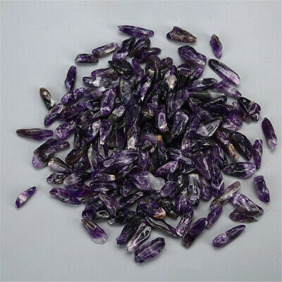 Amethyst Ore Crushed Gravel Stone Chunk Lots Degaussing fengshui natural