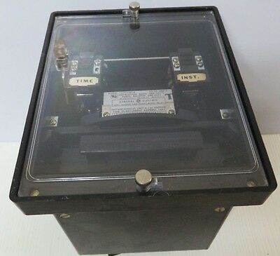 General Electric 12 Ifc 53B1A Long Time Overcurrent Relay