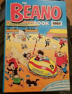 Beano book annual 1982 very good condition