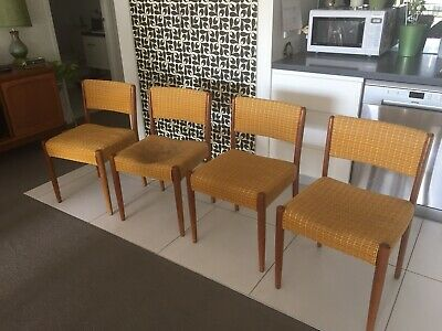 retro dining chairs chatley teak