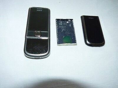 GENUINE NOKIA 8800 CARBON ARTE 8800e- For Parts In Not Working Condition