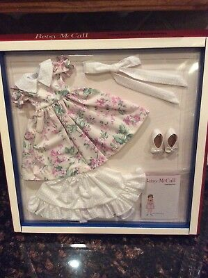 Betsy McCall Robert Tonner Collectors Doll Accessories Easter Sunday Outfit