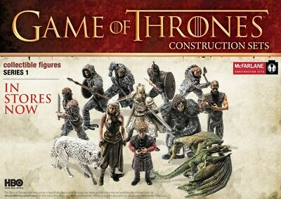 """McFarlane Toys Game Of Thrones Series 1 Blind Bag 2"""" Inch - Unsullied #7 - New"""