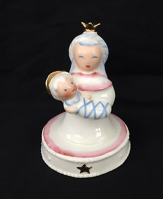 ROYAL DUX~KATRI~Figurine~Mary & Baby Jesus~Madonna & Child~Czechoslovakia