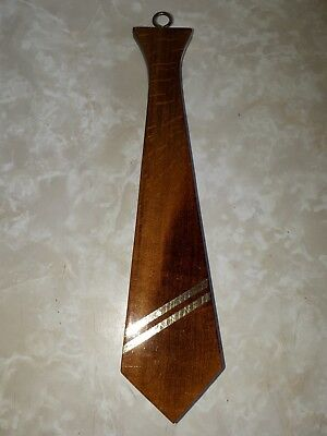 mens tie brush made in west germany
