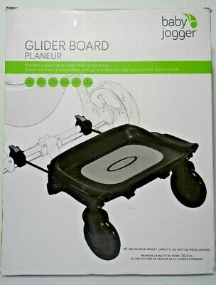 Baby Jogger Glider Board For Baby Jogger Strollers 50015 New in Open Box