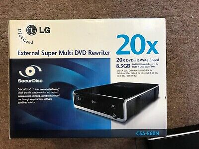 LG SUPER MULTI GSA E60N DRIVERS FOR WINDOWS 10