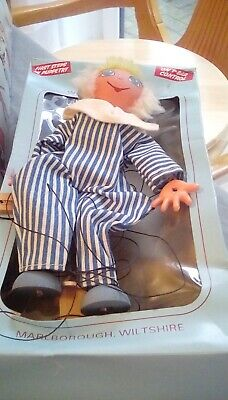 Vintage Pelham Puppets Andy Pandy complete