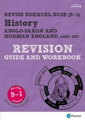 Revise Edexcel GCSE (9-1) History Anglo-Saxon and Norman England Revision...