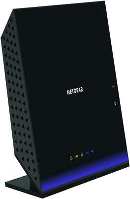 NETGEAR D6400-100UKS AC1600 Dual Band 300 + 1300 Mbps Wireless (Wi-Fi)...