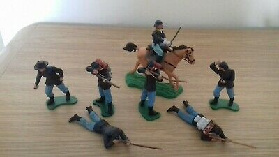 Britains acw toy soldiers