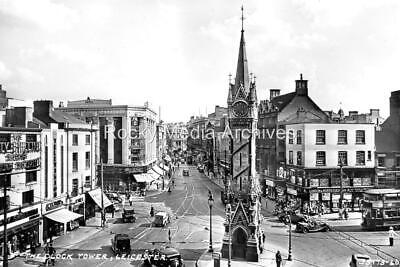 Edt-51 The Clock Tower, Leicester, Leicestershire. Photo