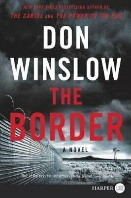 The Border by Don Winslow 9780062887450 (Paperback, 2019)