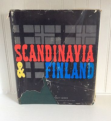 Scandanavia & Finland Stamp Collection 1872-1975