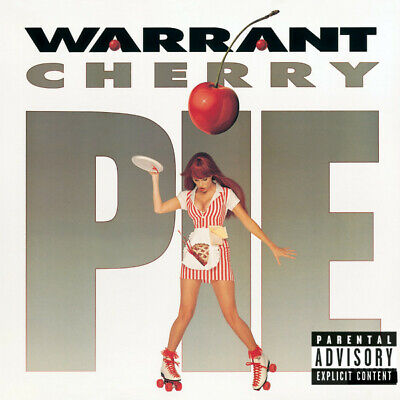 Warrant - Cherry Pie (2004 Remaster)  CD  NEW/SEALED  SPEEDYPOST