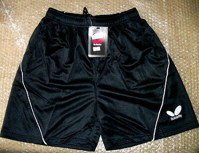 Butterfly Ping Pong/Table Tennis Shorts, Short pants, 86031, Brand New, UK